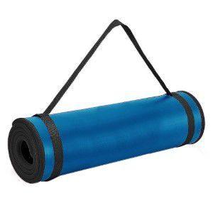 i-Heir 6 mm Thick High-Density Anti-Tear Exercise Power Yoga Mat